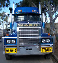 Mack Superliner 2005